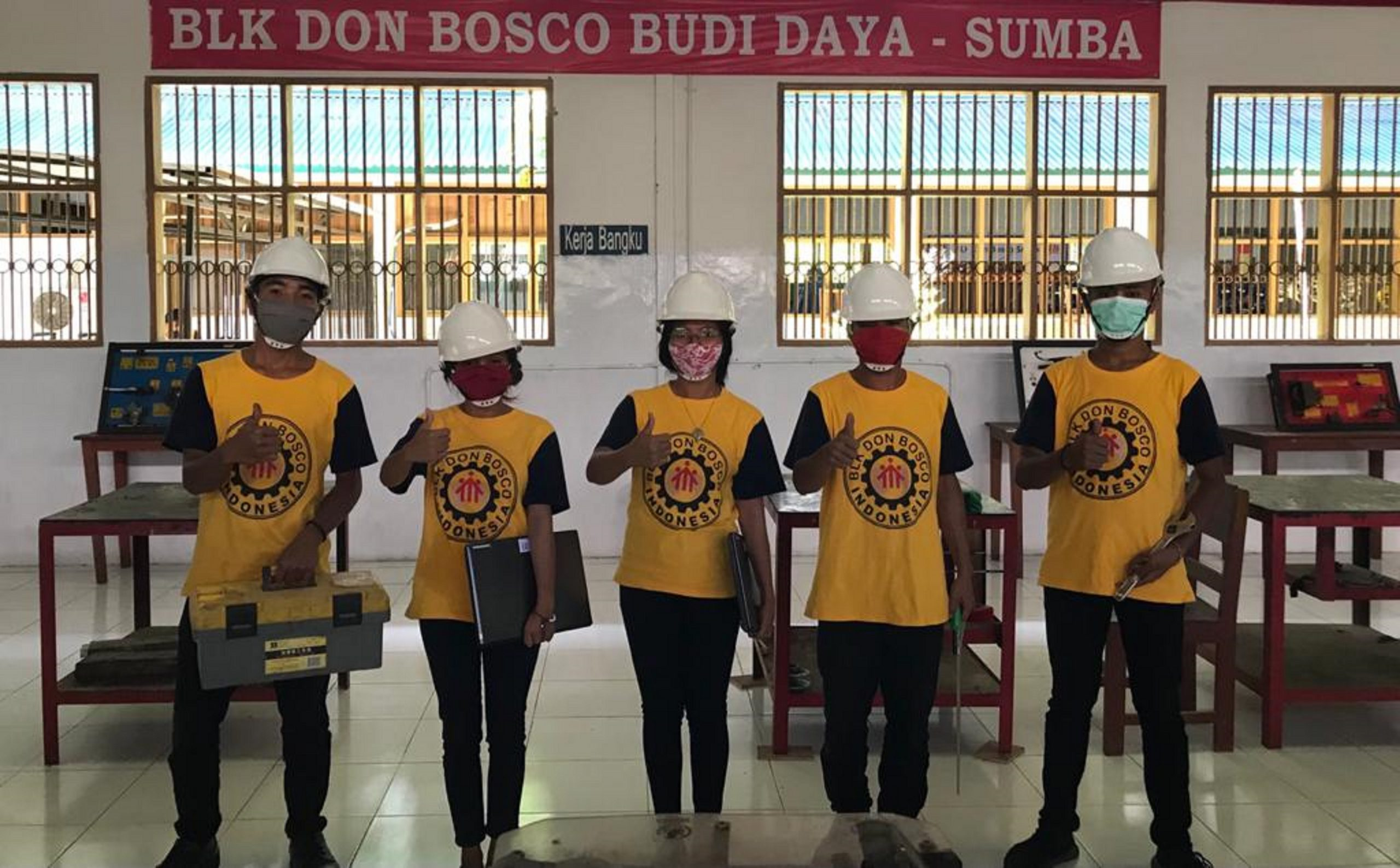 BLK Don Bosco Sumba